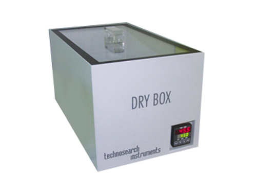 DRY BOX - Model (PID Controller)